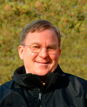 Father Dan McLaughlin, osa